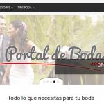 Portal de bodas