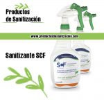 Sanitizante para superficies